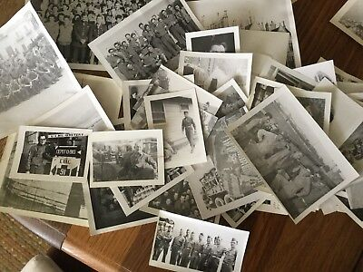 LOT WW2 Photos 91st Evacuation Hospital And Follow Up Letters Interesting