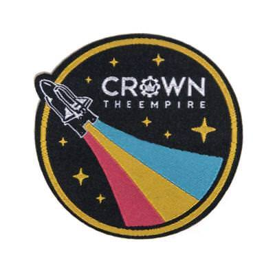 Crown The Empire Space Patch 24Hundred