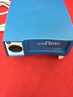 USED EnFlow IV Fluid Warmer AC Power Supply Model 120