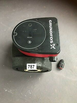 Grundfos Magna1 40-60F 1PH Flanged Pump Heating Circulator 240v #781 used