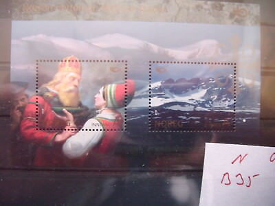 2007 Norden Norwegen Block 35 **