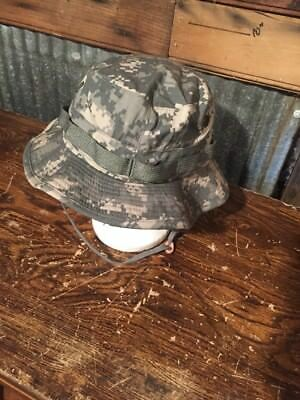 U.S MILITARY STYLE Propper BOONIE CAMOUFLAGE HAT SIZE 7 1/2 #3