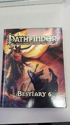 Pathfinder Roleplaying Game Bestiary 6