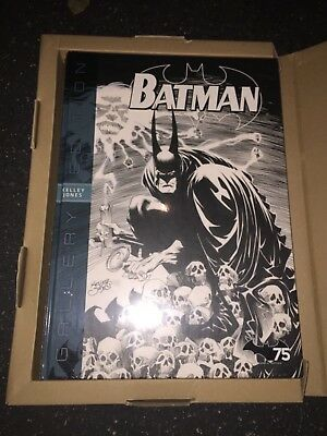 Batman by Kelley Jones Gallery Edition Omnibus Hardcover HC OOP