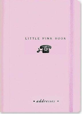 The Little Pink Book of Addresses (Address Book) (Little Pink Books)