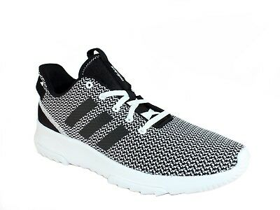 Adidas CF RACER TR Mens Athletic Trail Running Shoes Sneakers Black White