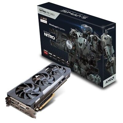 Sapphire R9 390 NITRO 8GB works great. Never used for mining.