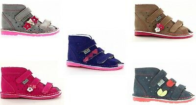 First Shoes Baby Children Healthy Child's Foot Natural Leather Danielki