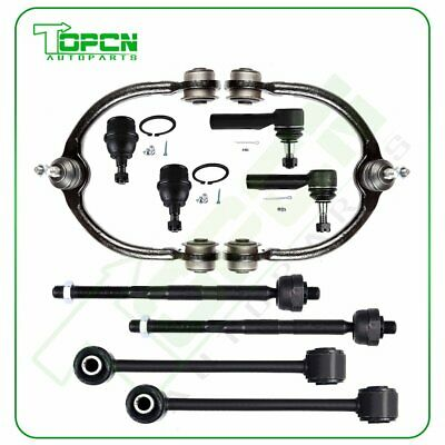 10pc Front Suspension Kit Ball Joint for 2005-10 Jeep Commander & Grand Cherokee