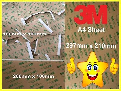 3M 468MP Sheet Double Sided Adhesive Tape for Touch Screen Phone Repair