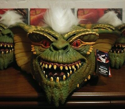 gremlins movie 1984 latex maske adult , stripe/ mohawk , trick or treat studios
