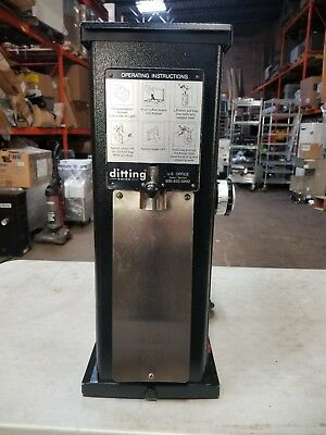 Ditting Model KR1203 Swiss Made Commercial Bulk Coffee Grinder.