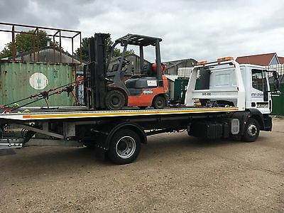 Forklift Delivery & Collection In Essex