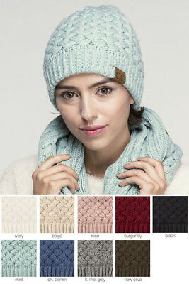 02d268bbae0 SCARVESME CC WOMEN Fashion Knitted Weaved Infinity Loop Scarf ...