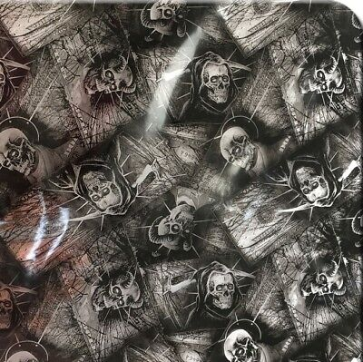 Hydro Dipping Water Transfer Hydrographic Film Dead Presidents 1Sq
