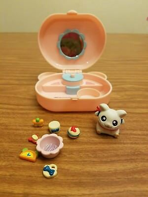 Bijou ham ham epoch co. compact with figures and accessories