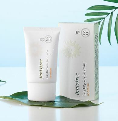 Innisfree Daily Uv Protection Cream No Sebum SPF35 PA+++ - US SELLER