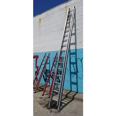Aluminium Industrial Extension Ladder Huge 9 meter extended Oldfields Quality