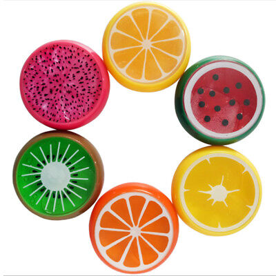 1Pc Funny Mud Educational Toy Creative Fruit Crystal Clay Jelly Slime funny