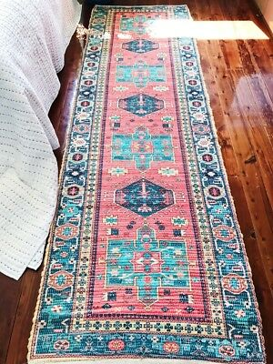 NEW Persia  Upcycled Rug Runner - preorders open