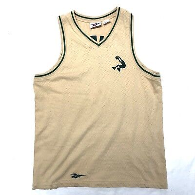 1f782063538 Vintage REEBOK Shaquille O Neal  32 Basketball Jersey