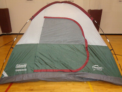 Coleman Meadow Falls 6 Dome Tent & COLEMAN MEADOW Falls 4 Person Tent - $44.99 | PicClick