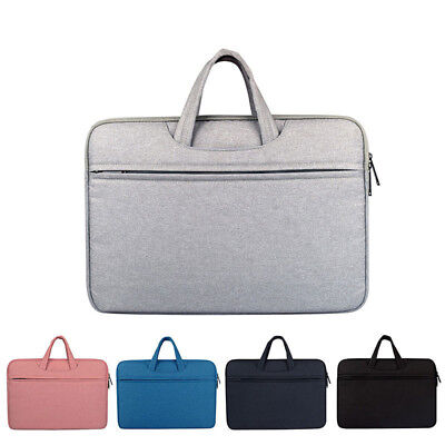 11.6-15.6 Inch Laptop Sleeve Case Carry Bag Pouch Cover For Macbook Air Dell HP
