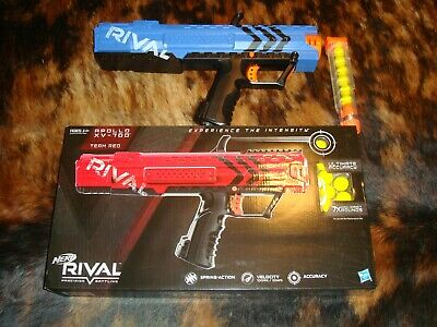 "Nerf Rival Apollo XV700 Blaster ""Red"" New Sealed Hasbro L@@K!"