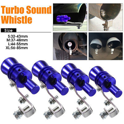 Turbo Whistle Sound Whistle Durable Universal Fashion Automobile Car Decoration