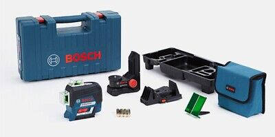 Bosch GLL 3-80 CG Professional Green Line Laser Level