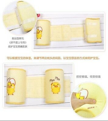 Infant Baby Newborn Head Positioner Support Pillow Prevent Flat Head Anti Roll
