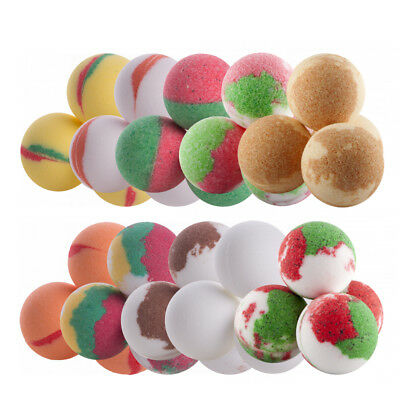 Luxurious VERY LARGE Handmade Bath Bombs Perfect Gift Many Scents Available 130g