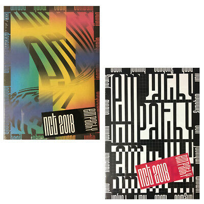 NCT 2018 KPOP EMPATHY [DREAM or REALITY Ver.] Album CD