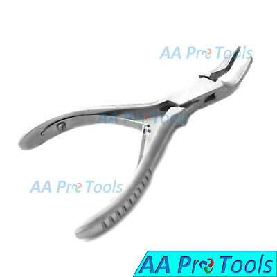 "AA Pro: Blumenthal Bone Rongeur 45 Degree 6"" Surgical Dental Instruments"