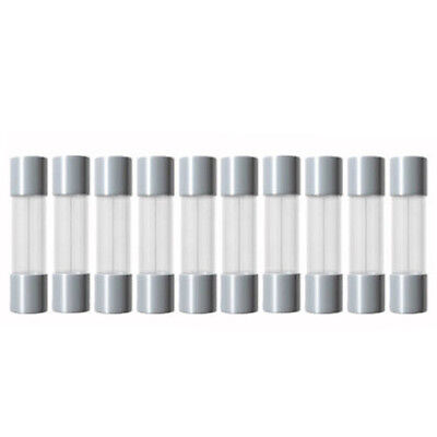 10 Pieces FSP Fuse Glass Tube Fuse T 4A TIME DELAY 5X20mm Fuse Miniature