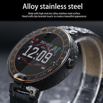 Sports Smart Watch Heart Rate Blood Pressure Monitor Fitness Tracker Wristband