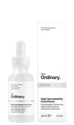 The Ordinary High-Spreadability Fluid Primer Lightweight Smoother 2ml Sample Pot