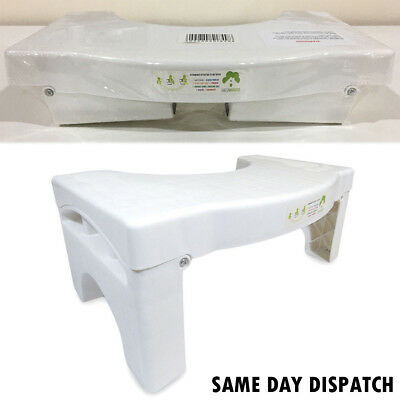 Foldable Toilet Squatty Stool Natural Potty Training Aid For Constipation #N4