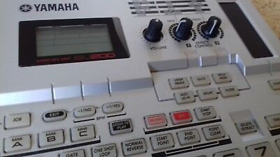 YAMAHA SU-200 | Sampler | Retro | mobil | Sampling Unit