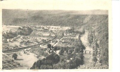 carte postale - Aywaille - CP - Nonceveux - Remouchamps - Panorama