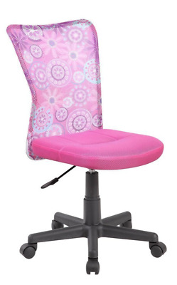 Fabulous New Pink Floral Office Chair Furniture Adjustable Computer Inzonedesignstudio Interior Chair Design Inzonedesignstudiocom