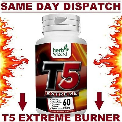Garcinia Cambogia T5 EXTREME FAT BURNER ADVANCED FORMULA | AUS STOCK FAST SHIP!