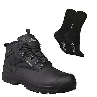 be9cff6c77e DELTA PLUS-SAMY - Mens Safety Work Boots - S3 WR Steel Toe/Midsole ...