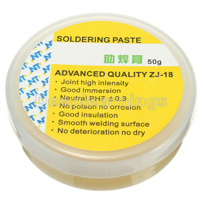 50g Rosin Soldering Flux Paste Solder Welding Grease Cream for Phone PCB NEW