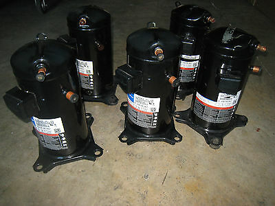Central Air Conditioning Refrigeration Heat Pump Compressor Copeland Units
