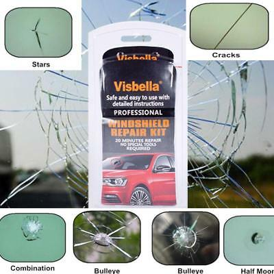 DIY Car Window Repair Tools Windshield Glass Scratch restoration Kits