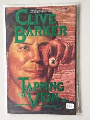 Clive Barker 19 Comic Lot Tapping the Vein 1 2 Nightbreed Hellraiser Horror