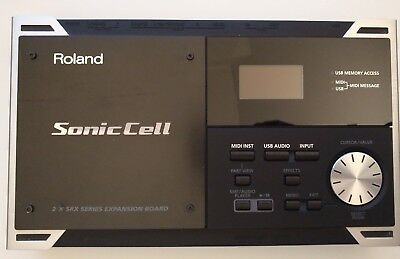 Roland SonicCell Synthesizer
