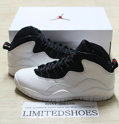 official photos 9d8cf d858b ... NEW DS 2018 Nike Air Jordan 10 X Retro Im Back Summit White 310805 ...  us sneaker shop f05d7 37ff5 Nike Air Jordan 10 X Retro Im Back ...