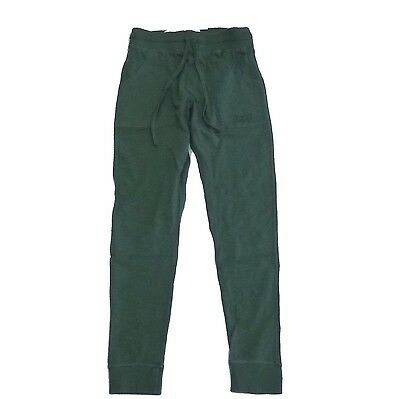 Trousers cotton EVERLAST woman sport pocket outside flamed cuff military